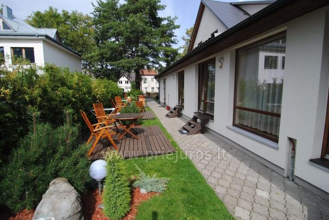 Accommodation in the center of Palanga EUROVILA - 7