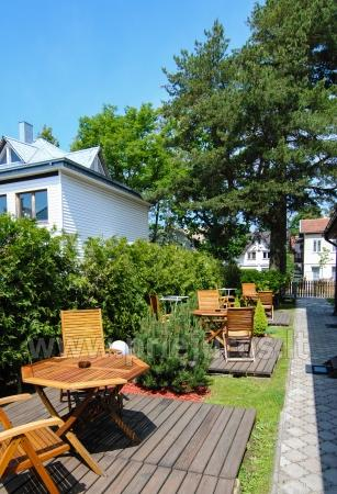 Accommodation in the center of Palanga EUROVILA - 12