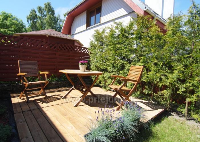 Accommodation in the center of Palanga EUROVILA - 10