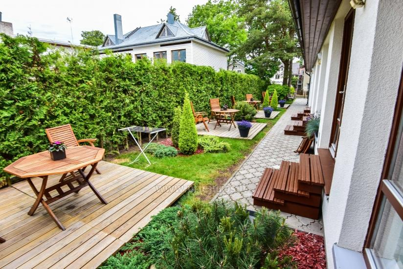 Accommodation in the center of Palanga EUROVILA - 11