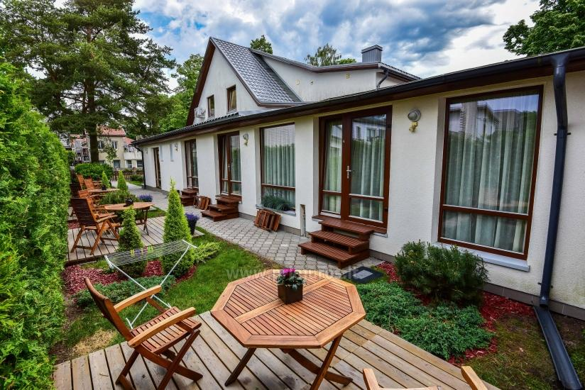 Accommodation in the center of Palanga EUROVILA - 13