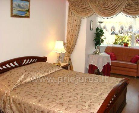 Ferienhaus, Zimmer zu vermieten in Nida - 1