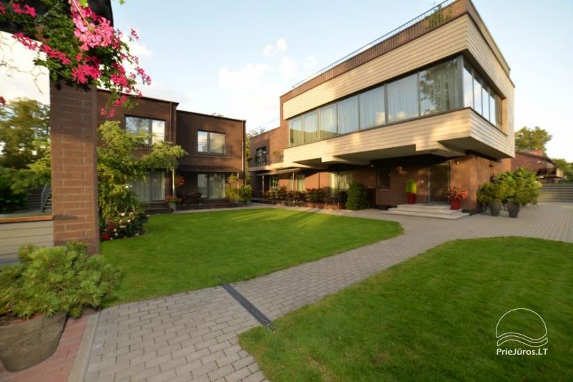 Villa Victoria - modern, spacious apartments for rent in Palanga. Just 200 meters to the sea! - 4