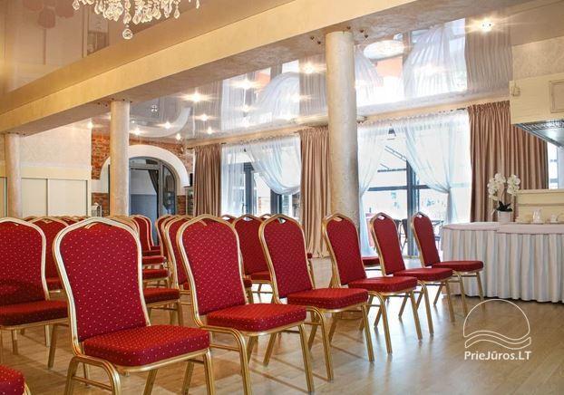 RADAILIU DVARAS - dzīvoklis - restorans - 7km lidz Klaipedai - 43