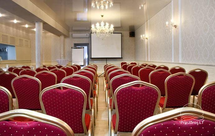 RADAILIU DVARAS - dzīvoklis - restorans - 7km lidz Klaipedai - 44