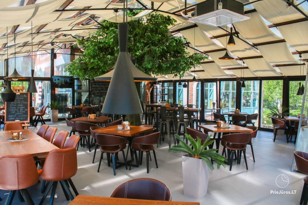 RADAILIU DVARAS - dzīvoklis - restorans - 7km lidz Klaipedai - 4