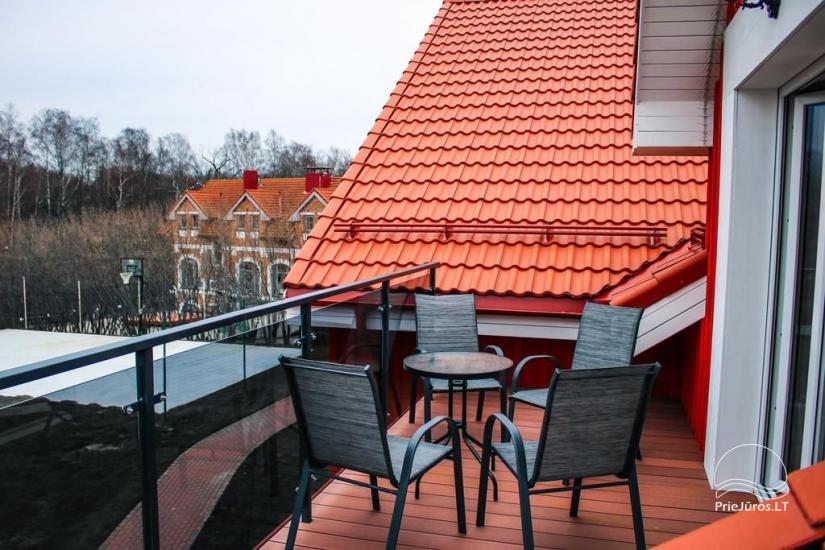 RADAILIU DVARAS - dzīvoklis - restorans - 7km lidz Klaipedai - 18