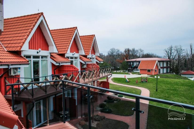 RADAILIU DVARAS - dzīvoklis - restorans - 7km lidz Klaipedai - 21