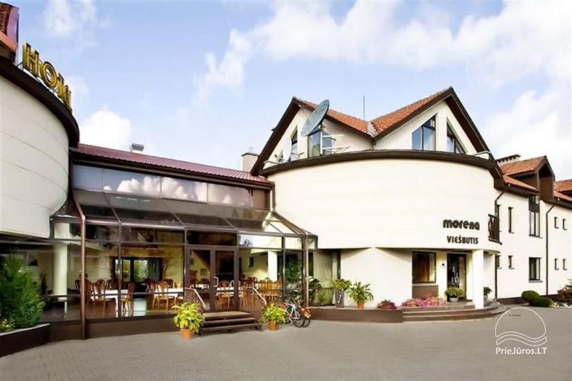 Hotel Morena *** - Konferenzen, Hochzeiten, Jubiläen, am Meer - 1