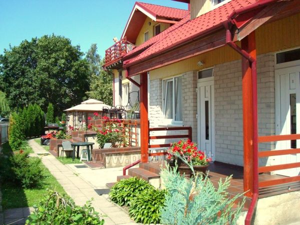 Luxes, Ferienhäuser und Apartments zur Miete in Palanga - 1