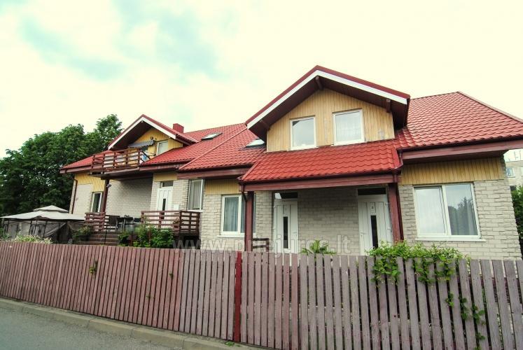 Luxes, Ferienhäuser und Apartments zur Miete in Palanga - 2