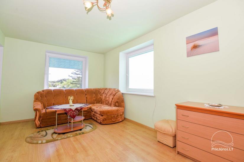 Modernus ir jaukus dviejų kambarių butas Nidoje - 2
