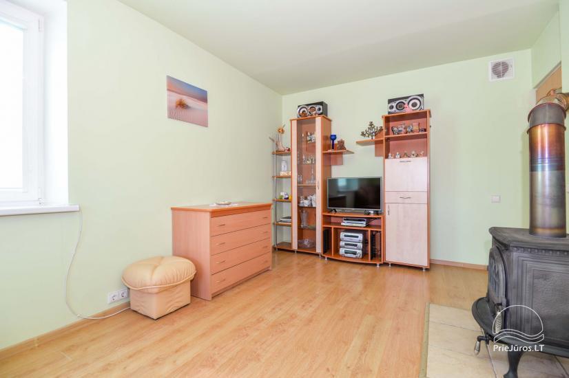 Divas istabas dzīvoklis Nidā, kas Kuršu Kāpās - 3