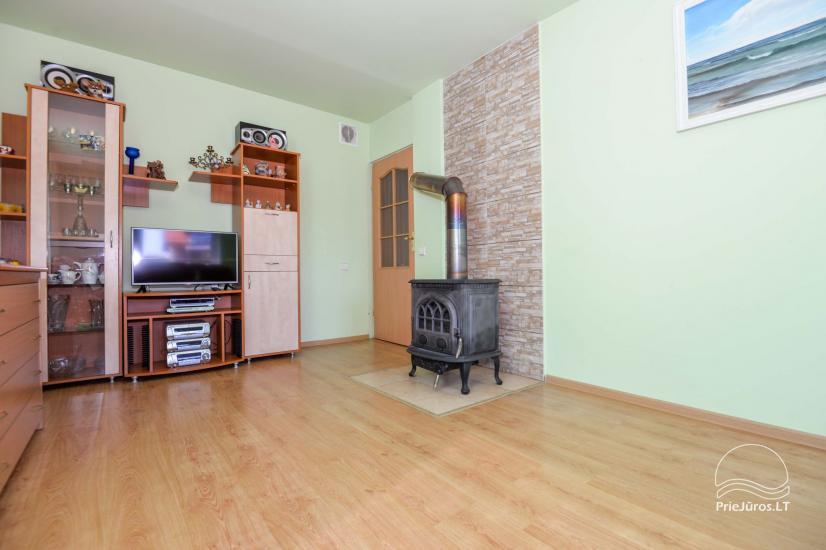 Divas istabas dzīvoklis Nidā, kas Kuršu Kāpās - 4