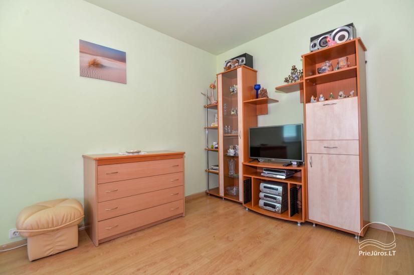 Divas istabas dzīvoklis Nidā, kas Kuršu Kāpās - 5
