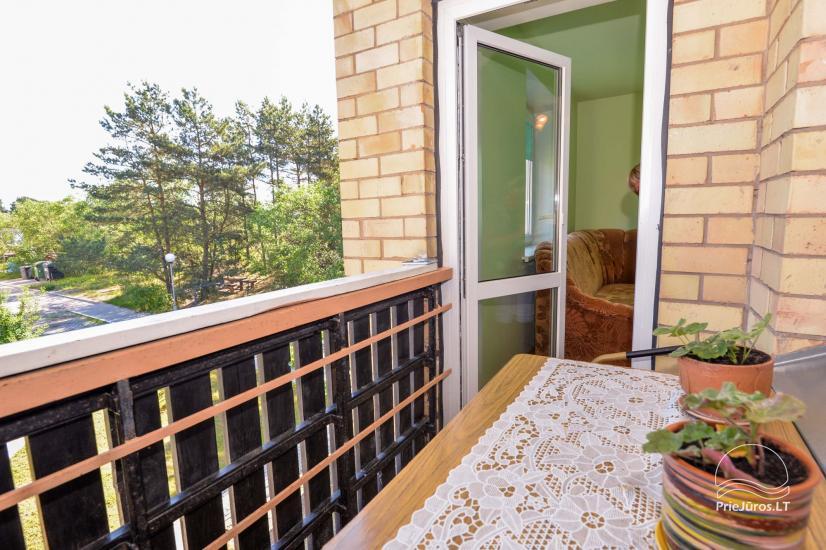 Divas istabas dzīvoklis Nidā, kas Kuršu Kāpās - 6