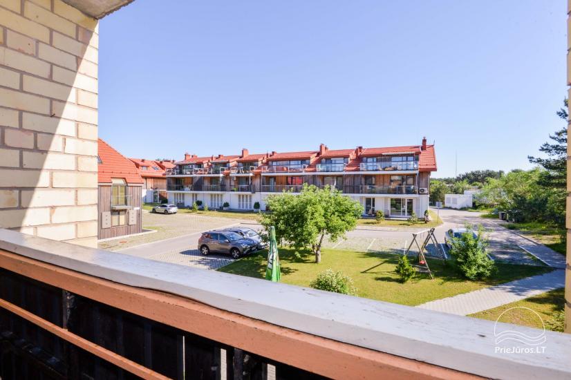 Modernus ir jaukus dviejų kambarių butas Nidoje - 7