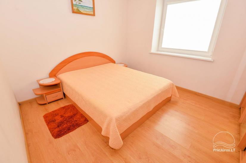 Modernus ir jaukus dviejų kambarių butas Nidoje - 9