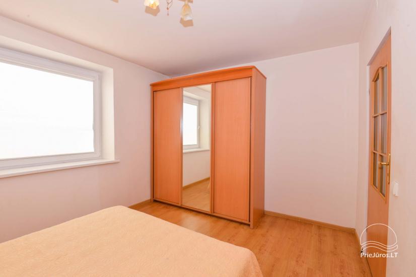 Modernus ir jaukus dviejų kambarių butas Nidoje - 10