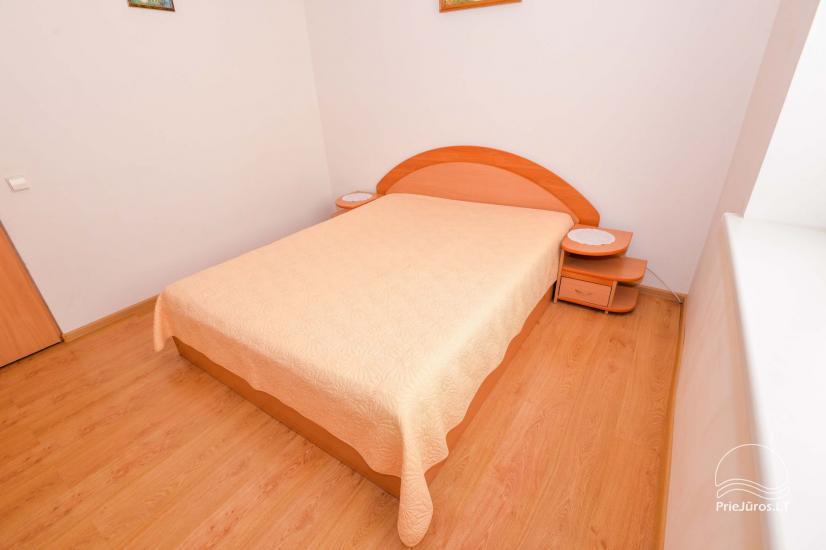 Modernus ir jaukus dviejų kambarių butas Nidoje - 11