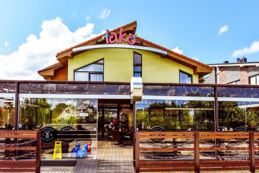 Hotel  Tako baras - 1