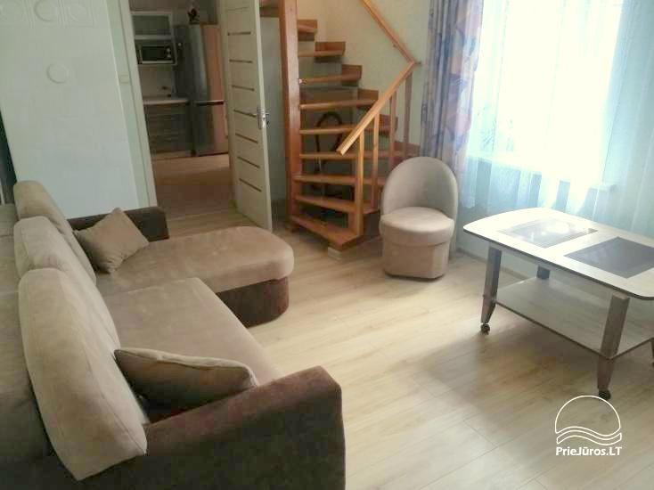 Trijų kambarių buto Nijolė nuoma Juodkrantėje - 2
