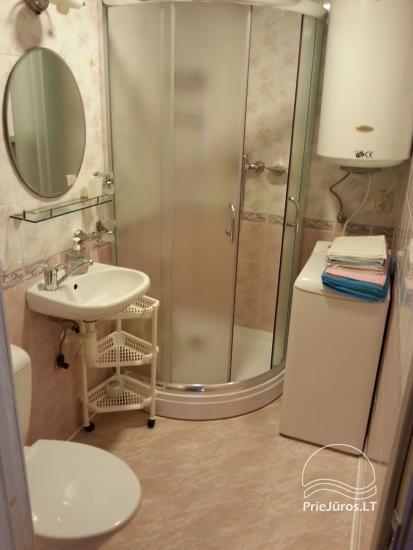 Trijų kambarių buto Nijolė nuoma Juodkrantėje - 5