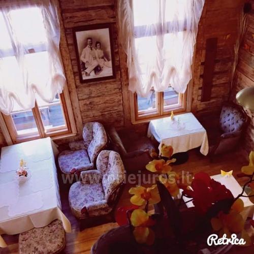 Istabu ire Palanga villa Juros akis - 14