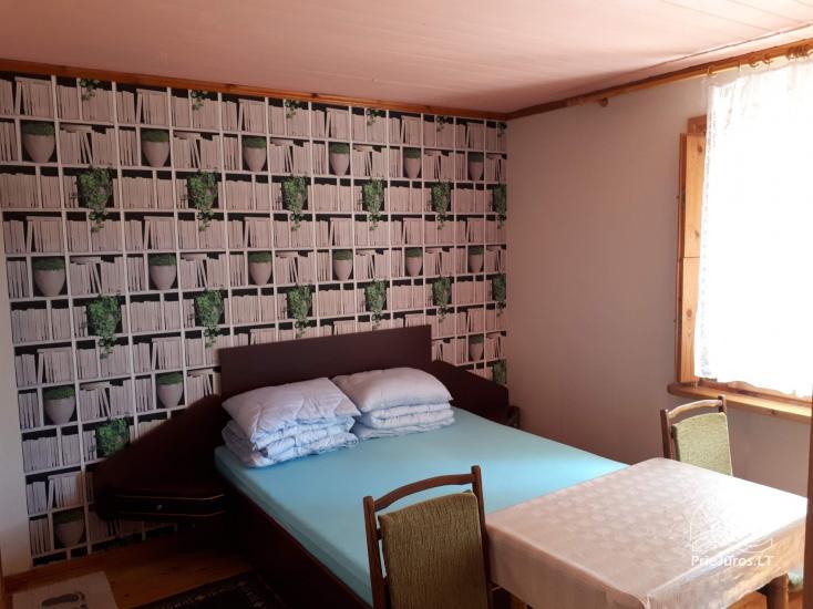 Urlaub in Palanga, nahe am Meer. Zimmer mit Annehmlichkeiten in einer privaten Villa - 6