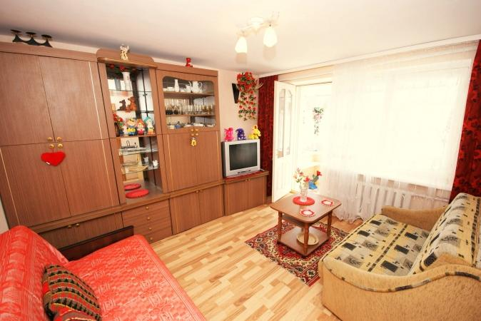 2 bedroom apartment with glazed balcony in Palanga - 3