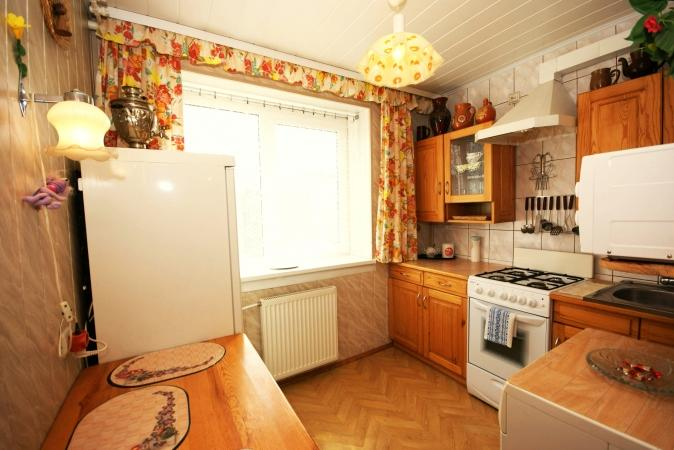 2 bedroom apartment with glazed balcony in Palanga - 4