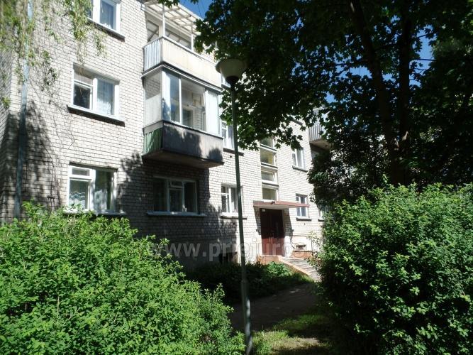 2 kambarių butas su įstiklintu balkonu Palangoje - 8