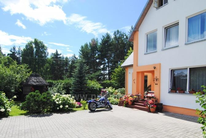 Anwesen in Sventoji Audrones sodyba - Zimmer, Appartements, Ferienhutte - 23