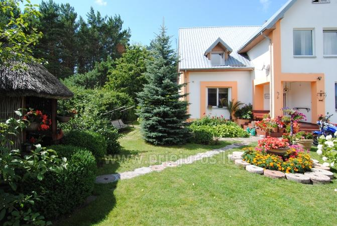 Anwesen in Sventoji Audrones sodyba - Zimmer, Appartements, Ferienhutte - 24