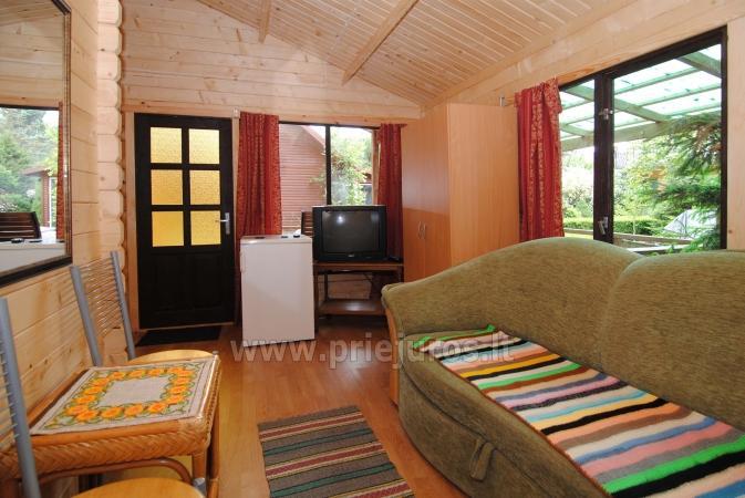 Anwesen in Sventoji Audrones sodyba - Zimmer, Appartements, Ferienhutte - 20