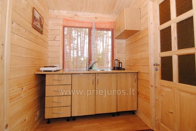 Anwesen in Sventoji Audrones sodyba - Zimmer, Appartements, Ferienhutte - 21