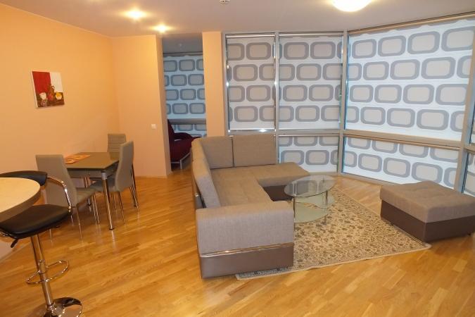 Dviejų kambarių apartamentai Elijoje Šventojoje - 3