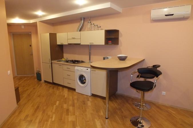 Dviejų kambarių apartamentai Elijoje Šventojoje - 4