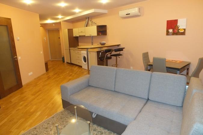 Dviejų kambarių apartamentai Elijoje Šventojoje - 6