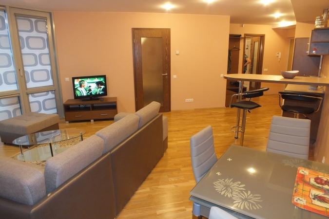 Dviejų kambarių apartamentai Elijoje Šventojoje - 7