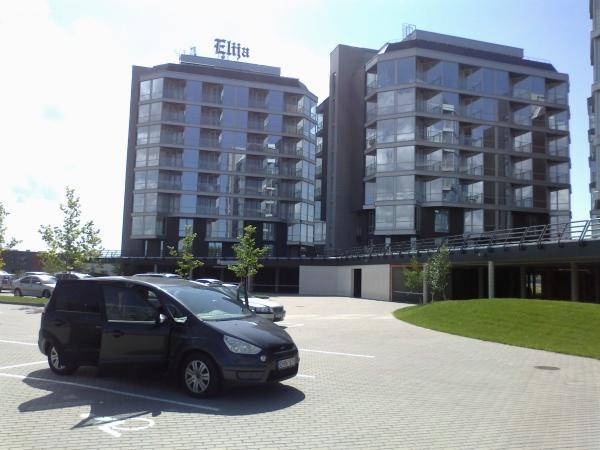 Apartment for rent in Sventoji in complex Elija - 17