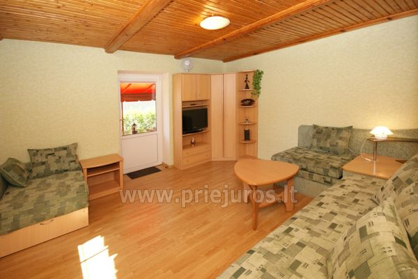 "Single-room flat in Nida in ethnographical house ""Pas Mecislova"" - 9"