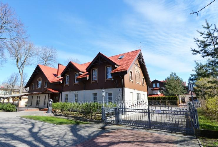 1-room flat for rent in Palanga in Vytautas street