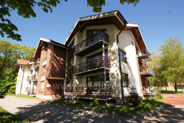 1 room condo rent in Juodkrante with balcony, Curonian spit, Lithuania - 6