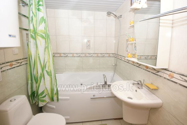 1 room condo rent in Juodkrante with balcony, Curonian spit, Lithuania - 5