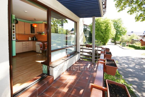 1 room condo rent in Juodkrante with balcony, Curonian spit, Lithuania - 4