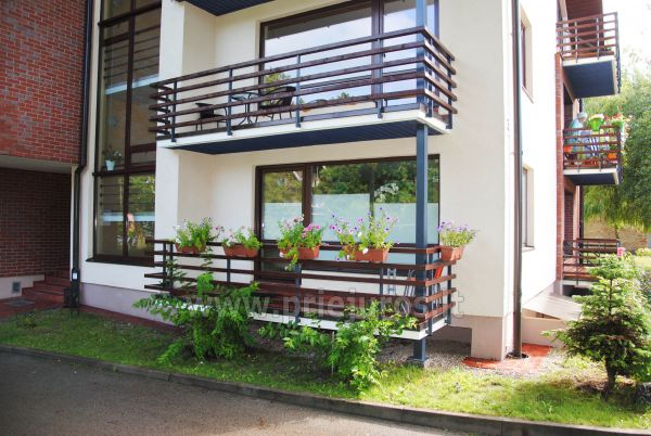 1 room condo rent in Juodkrante with balcony, Curonian spit, Lithuania - 9