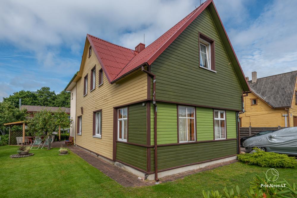 Ferienhaus in Palanga Zveju 11 - 2