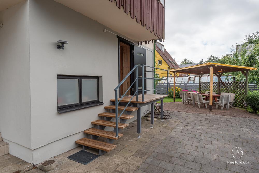 Ferienhaus in Palanga Zveju 11 - 8