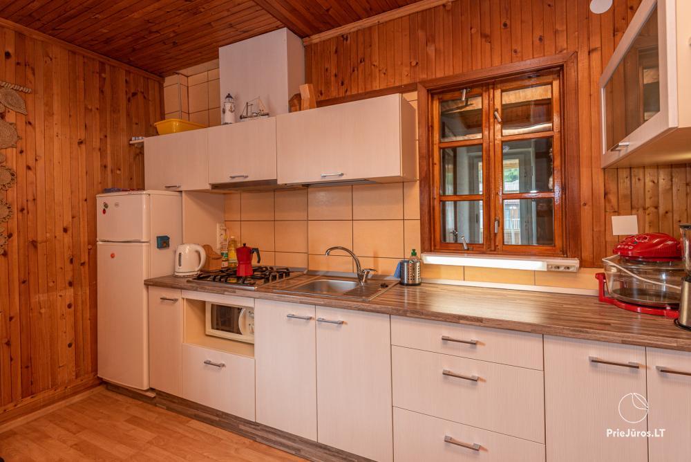 Ferienhaus in Palanga Zveju 11 - 12